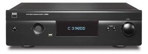 NAD Launches C 390DD Direct Digital DAC / Amplifier