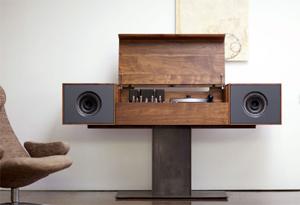Symbol Audio 'Modern Record Console'