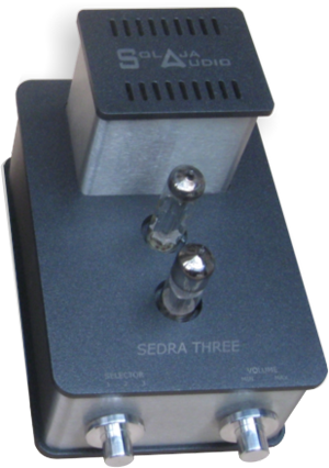 Solaja Audio Sedra One, Two and Three