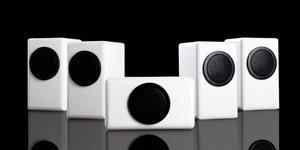 CA Electronics HE-10 Loudspeakers
