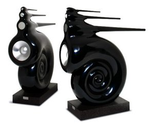 bowers and wilkins nautilus hifi pig. Black Bedroom Furniture Sets. Home Design Ideas