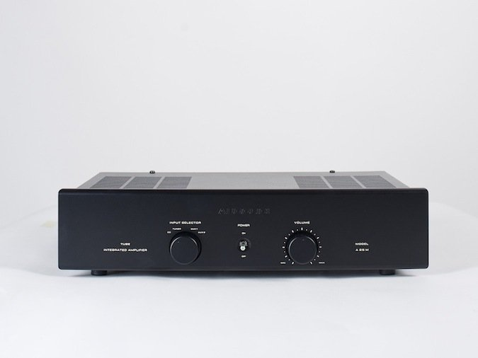 Audiolici A25 Valve Amplifier