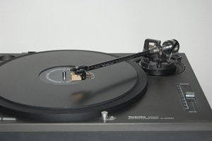 Funk SL1210 (detail)