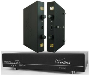 New Merrill Audio Veritas Amplifiers Announced