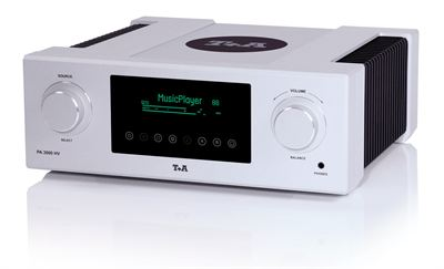T+A launch new HV (High Voltage) Series