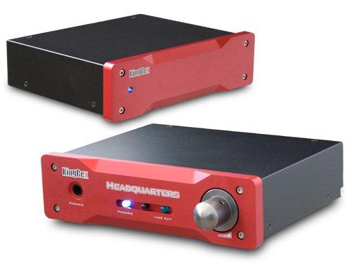 King Rex Headquarter HQ-1 Headphone Amplifier Review