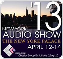 Cary Audio at the New York Audio Show