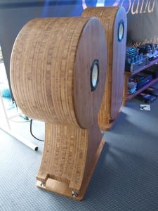 JOSOUND at Munich 2013 Ra Loudspeakers