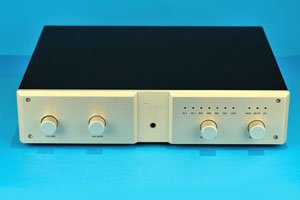 Belles Introduce New Pre Amp with Phono and DAC