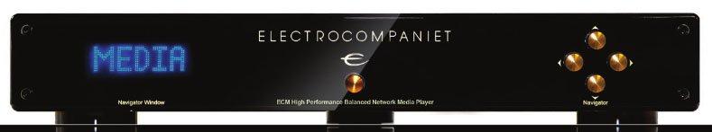 New Streamer from Electrocompaniet