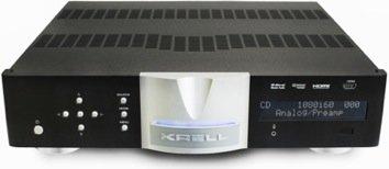 Krell Announces the Foundation 7.1-channel AV Preamp/Processor