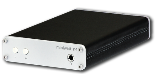 Hifi Review - Miniwatt n4 Headphone Amplifier