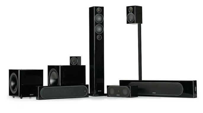 Monitor Audio Fine-Tune Radius Loudspeakers