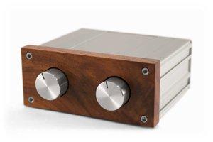 Hifi Review  - Tisbury Audio Mini Passive Preamplifier