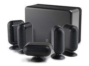 Q Acoustics Launch Home Cinema Package