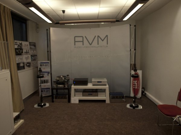 AVM Paris Hifi 2013