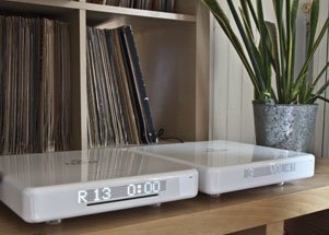 Hifi Review - Roksan Oxygene Amplifier and CD Player