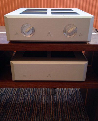 Aesthetix Io Eclipse at Bath Audiofest 2013