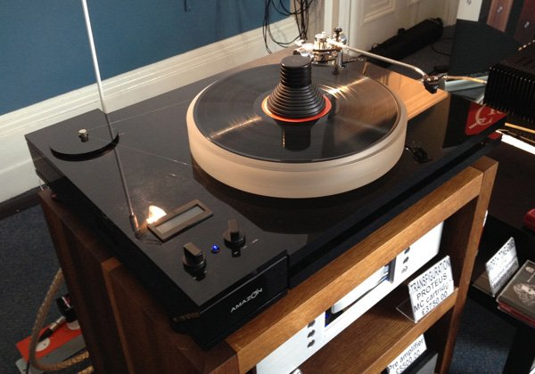 Amazon 1 at Bath Audiofest 2013