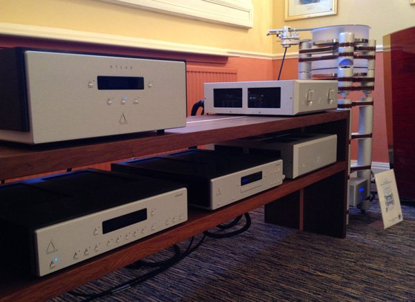 Clearaudio, Aesthetix, Sonus Faber and Tabula Rasa at Bath Audiofest 2013 - 03