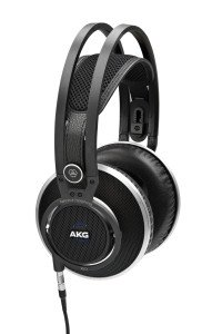 New Reference Headphones from AKG