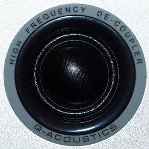 Q Acoustics Concept 20 Tweeter