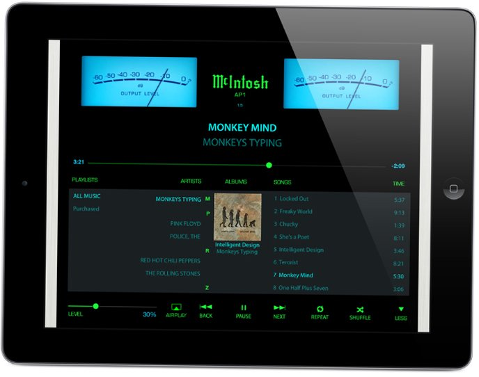 McIntosh Labs Free Audio Player