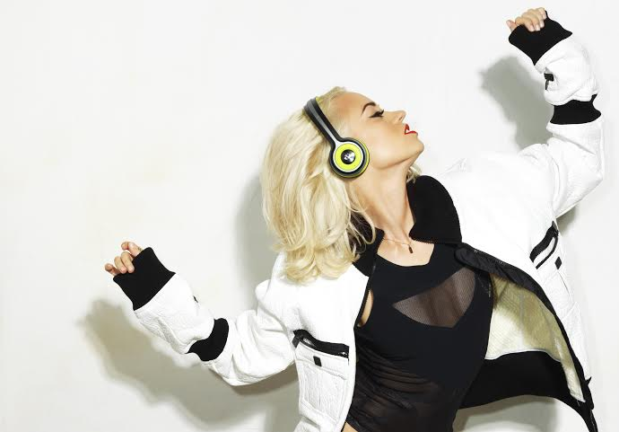 Kimberly Wyatt Announced Face of Monster iSport Headphones
