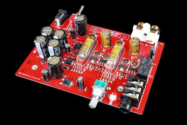 Schiit Tube Headphone Amp - Vali