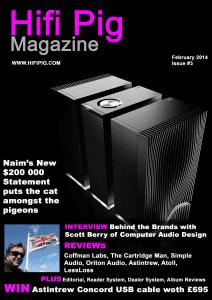 Hifi Pig Magazine February 2014