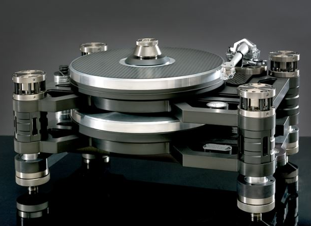 New Turntable from Kronos Announced