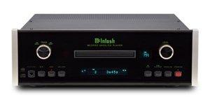 McIntosh Laboratory MCD550 CD/SACD Player