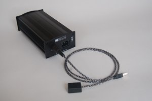 Hifi Review - Astintrew Concord Powered USB