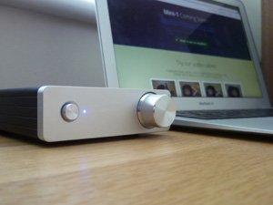 Hifi Review - Amptastic Mini-1 Amplifier