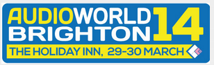 Audio World '14 Brighton