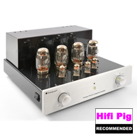 Hifi Review - PrimaLuna Prologue Premier Valve Integrated Amplifier