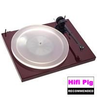 Hifi Review - Pro-Ject Xpression Carbon UKX Turntable