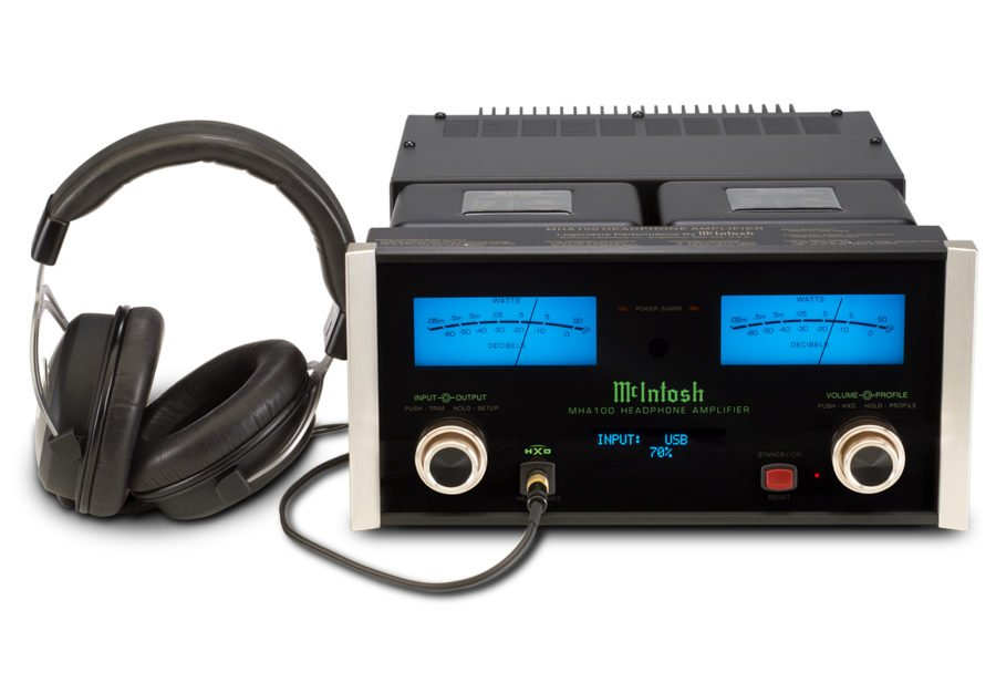 Headphone Amplifier from McIntosh