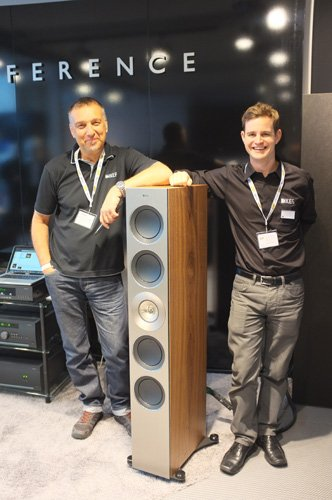 KEF Announces Week of Exciting International Celebration