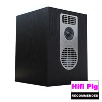 Hifi Review - Ophidian Solo Standmount Loudspeakers