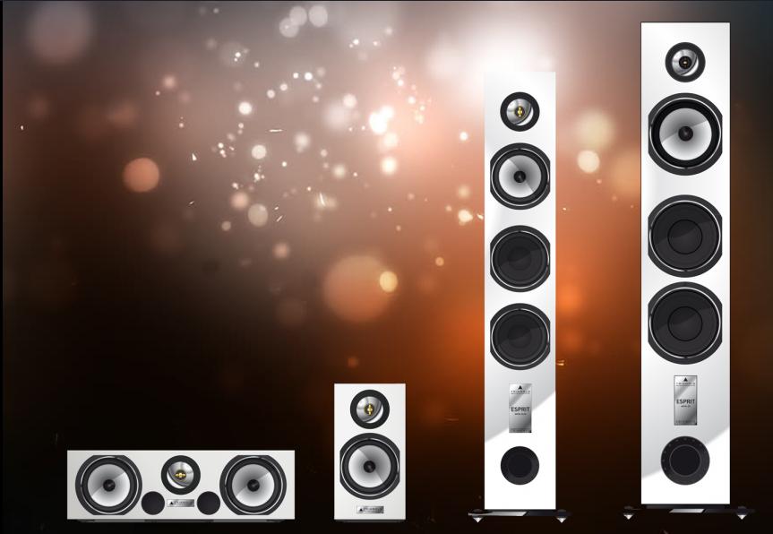 Triangle Esprit Series EZ Loudspeakers