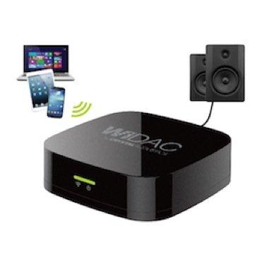 Crystal Acoustics WiDAC Audio Receiver