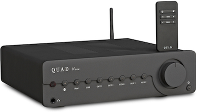 Quad Announce Vena Amp With Streaming