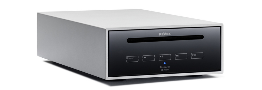 ReVox Announce Joy CD Player