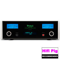 Hifi Review - McIntosh MA 5200