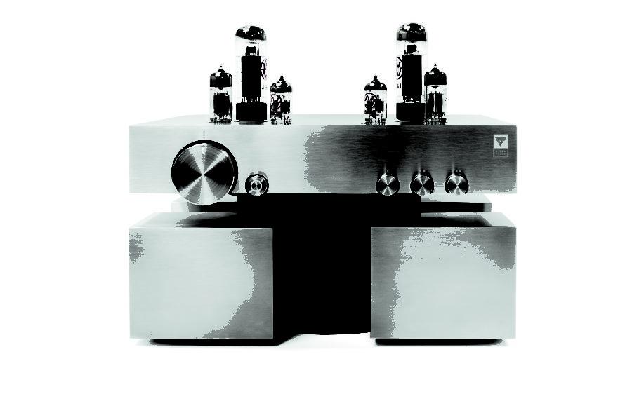 G Lab Design Fidelity BLOCK Valve Integrated Amplifier