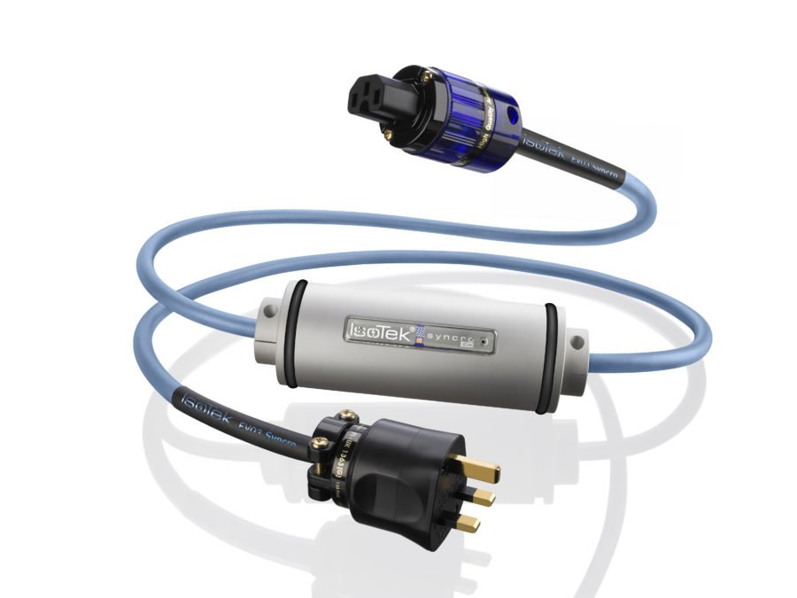 IsoTek Upgrades Syncro Mains Cable
