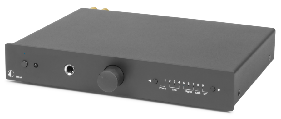 Pro-ject Introduce Fully Featured MaiA Amp For £399