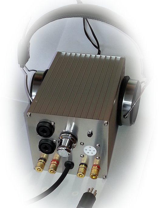 AudioValve Verto For Stax Headphones