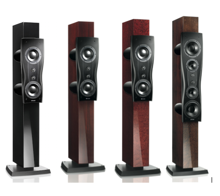 Dynaudio Confidence Series Gets New Finish